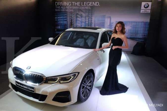 BMW perkuat pasar di Medan dengan menawarkan BMW 330iM