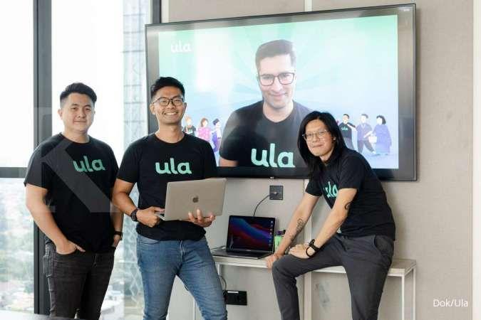 Ula raup pendanaan seri A senilai US$ 20 juta dipimpin Quona Capital