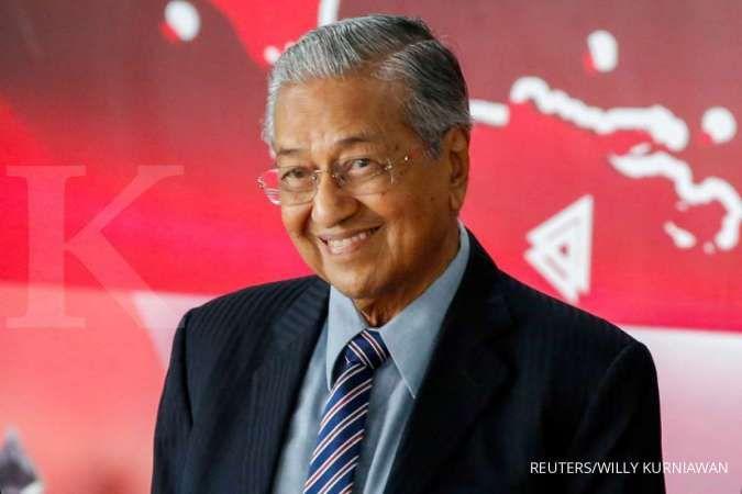 Mahathir mengundurkan diri, partai pengusungnya juga angkat kaki dari koalisi