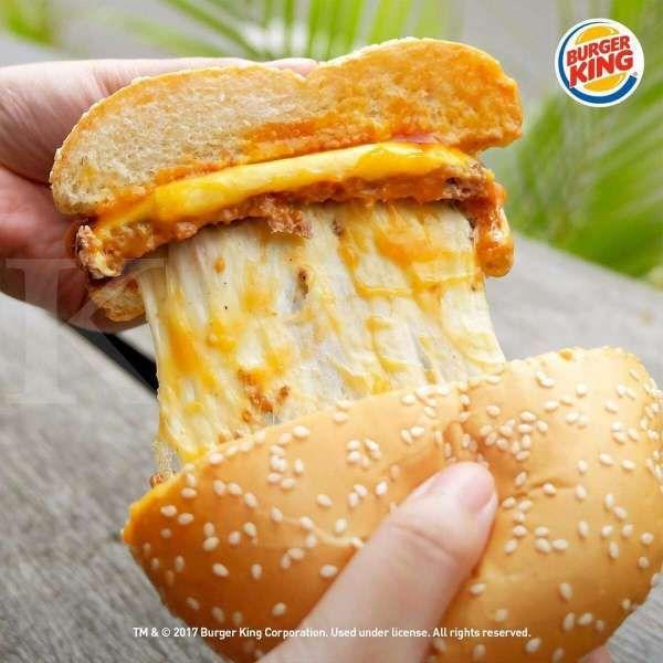 Promo Burger King 14 Mei 2021, makan hemat di akhir pekan mulai Rp 5.000!