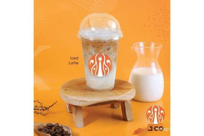 Promo J.CO hari ini 22 Juli 2021: Beli 1 gratis 1 iced latte Rp 31.000