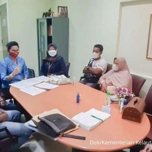 Dukung Nelayan Belitung, BLU KKP Salurkan Bantuan Permodalan