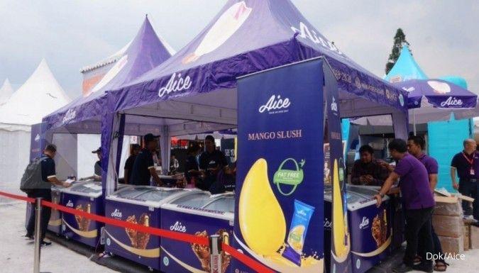 Aice resmi bangun pabrik es krim terbesar senilai US$50 juta di Mojokerto