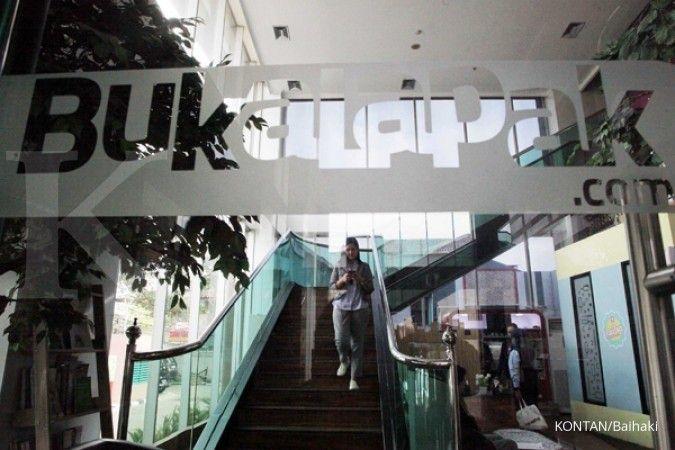 Bakal IPO pertengahan Agustus, Bukalapak targetkan dana jumbo Rp 11,2 triliun