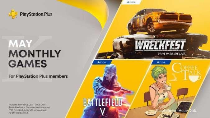 Ada game buatan Indonesia, inilah daftar game gratis pelanggan PS Plus bulan Mei 2021