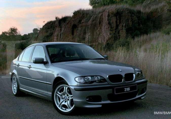 Harga mobil bekas BMW Seri 3 murah meriah, hanya Rp 60 jutaan