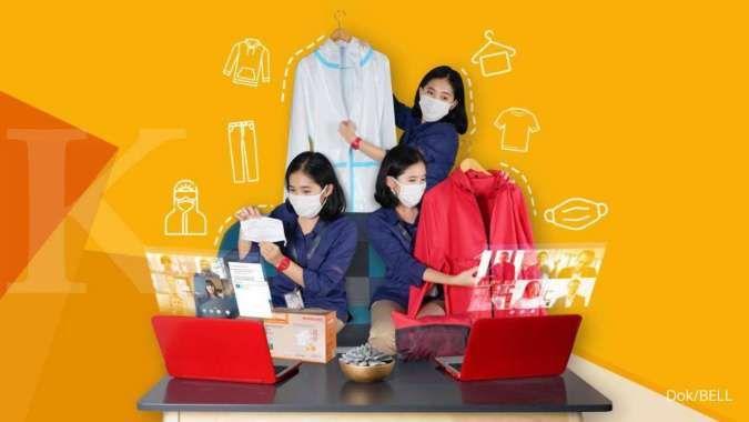 Kuartal I, Trisula Textile Industries (BELL) catat penjualan neto Rp 111,14 miliar