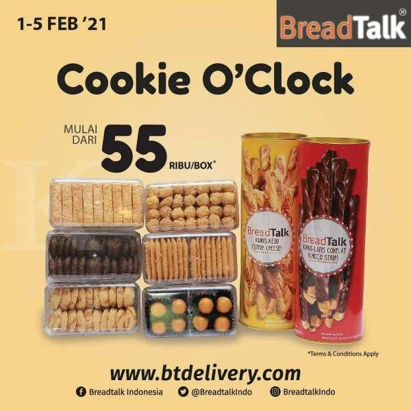 Promo BreadTalk 1-5 Februari 2021