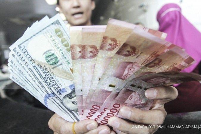 Loyo, rupiah Jisdor melemah 0,28% ke Rp 14.059 per dolar AS pada hari ini (18/2)