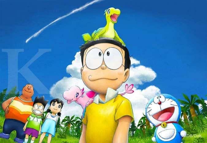 Penasaran film Doraemon The Movie: Nobita's New Dionosaur? Baca dulu sinopsisnya