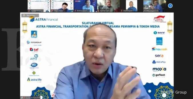 Relaksasi Kredit Astra Financial capai Rp 31 triliun