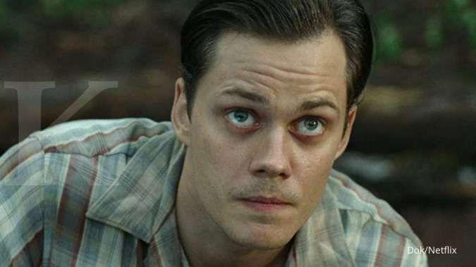 Bill Skarsgard gabung dengan Keanu Reeves di film John Wick 4, perannya?