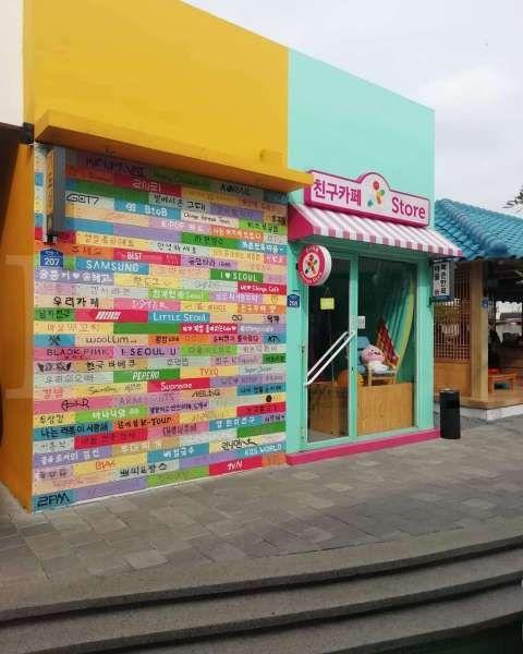 Ada di Bandung dan Yogyakarta, Chingu Cafe cocok untuk K-Popers