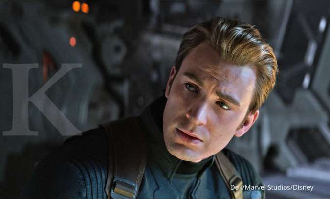 Chris Evans sangat menyukai adegan ikonik Captain America ini di Avengers: Endgame