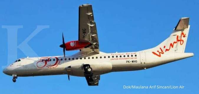 Wings Air hadirkan rute baru penerbangan ke Lewoleba-Kupang
