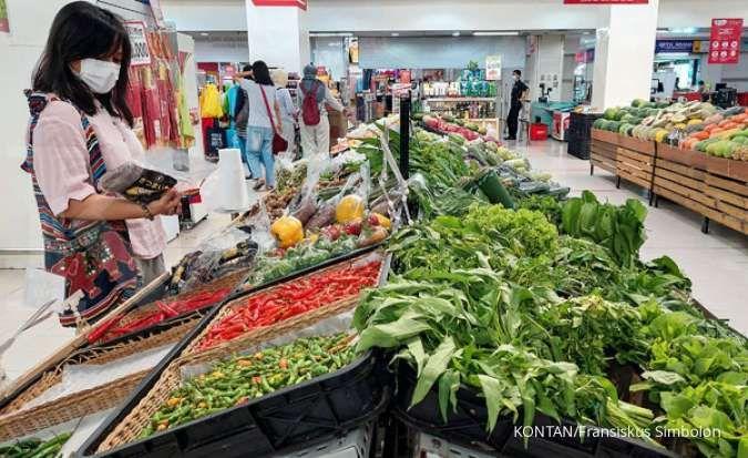 BI perkirakan inflasi September 2021 sebesar 0,01% mom