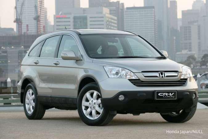 Mobil bekas Honda CR-V generasi ketiga mulai Rp. 120 Juta