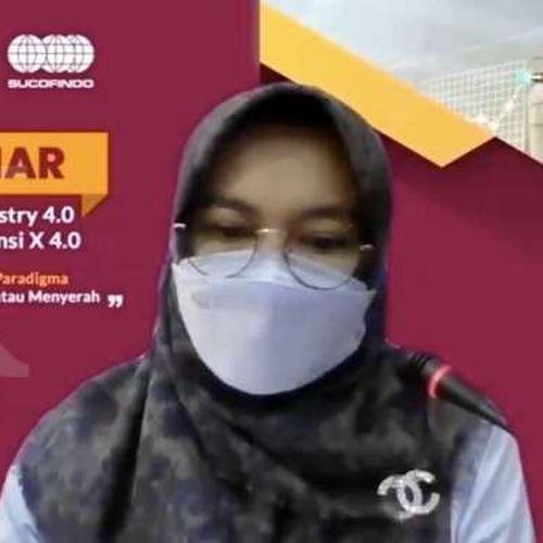 Menyongsong Era Industri 4.0, PT Sucofindo (Persero) Siap Bertransformasi Guna Kemajuan Perusahaan