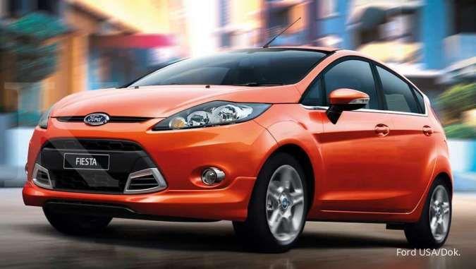 Harga murah, mobil bekas Ford Fiesta dijual mulai Rp 60 juta saja