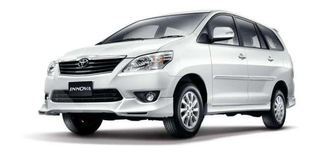 Harga mobil bekas Toyota Kijang Innova