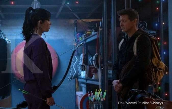 Hawkeye rilis trailer & poster, Jeremy Renner tidak jadi Avengers lagi usai Endgame?