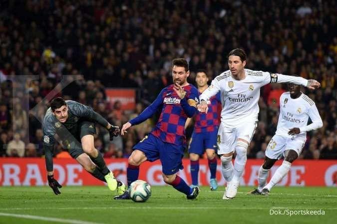 Penentuan masa depan Lionel Messi di Barcelona tidak dalam waktu dekat