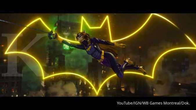 DC FanDome umumkan Batman tewas lewat game terbarunya
