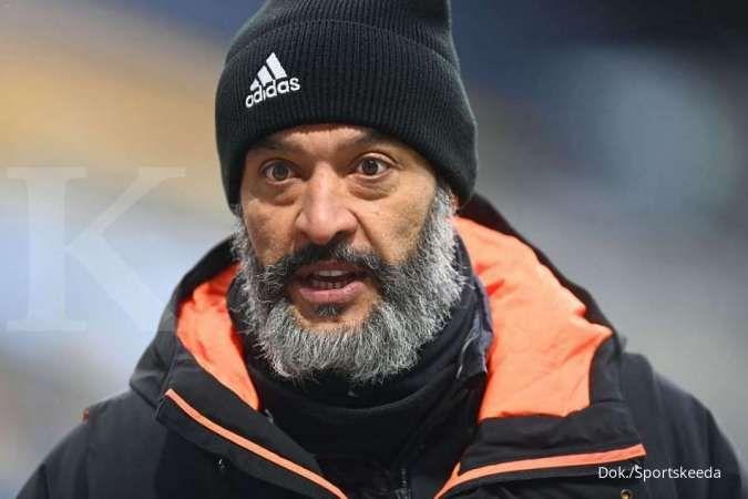 Nuno Espirito Santo, pelatih yang berpotensi hengkang dari Liga Inggris