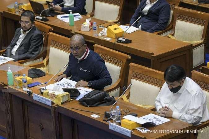Karena Freeport, rapat Komisi 7 DPR berlangsung panas, meja digebrak-gebrak