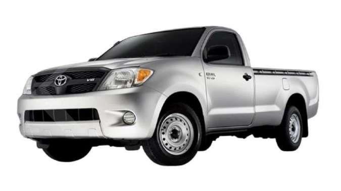 Harga mobil bekas Toyota Hilux tipe ini kian murah per September 2021