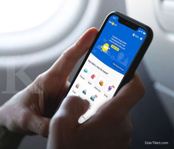 Promo Tiket Homes Diskon Hingga 50%, Segera Buka Tiket.com