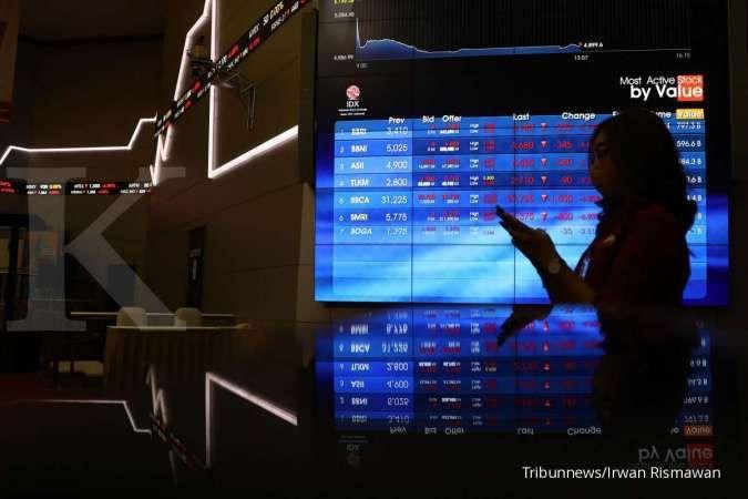 IHSG menguat 0,18%, asing banyak memburu saham-sah
