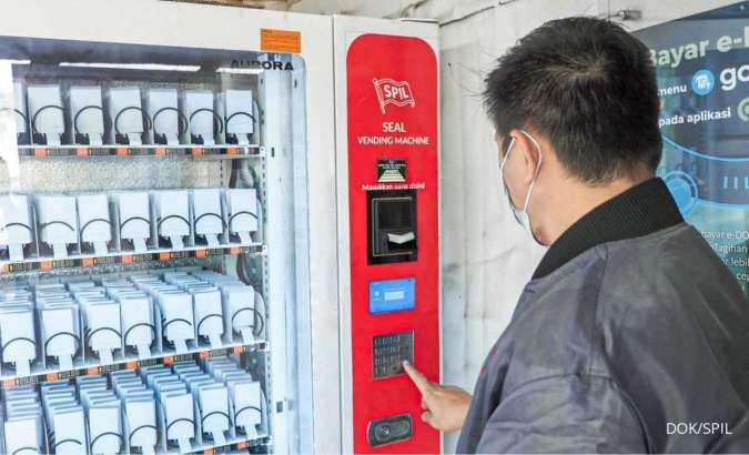 Salam Pacific Indonesia (SPIL) kembangkan inovasi untuk pembelian segel kontainer