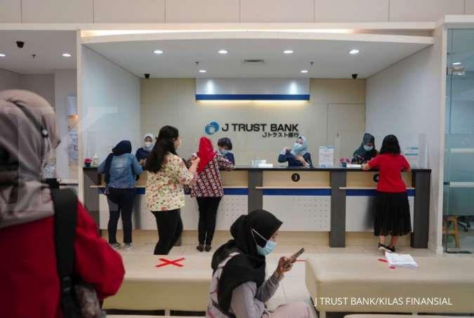 J Trust Bank Hadir Memberdayakan Masyarakat melalui CSR