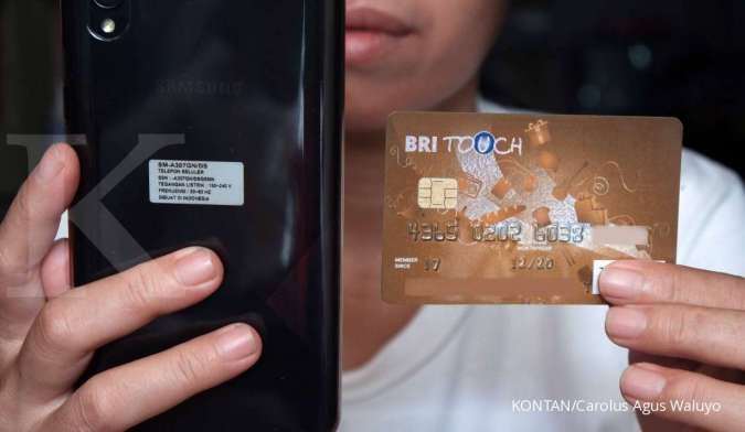 Kontrol Aktivitas Kartu Kredit Bri Lewat Bri Credit Card Mobile Begini Caranya