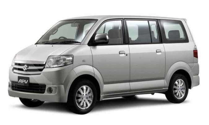 Harga mobil bekas Suzuki APV Arena kian murah, mulai Rp 70 juta untuk varian ini