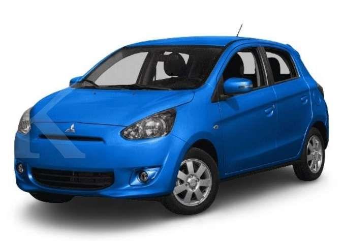 Sudah bersahabat, harga mobil bekas Mitsubishi Mirage varian ini mulai Rp 60 jutaan