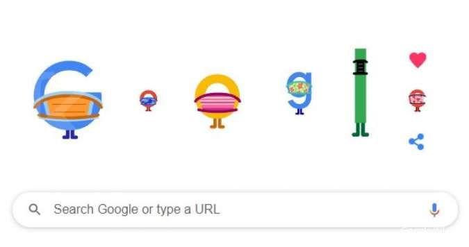Diingatkan Google Doodle, ini cara pencegahan Covid-19