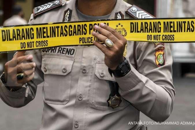 Terjadi aksi penembakan di sebuah kafe di Cengkareng, 3 orang meninggal