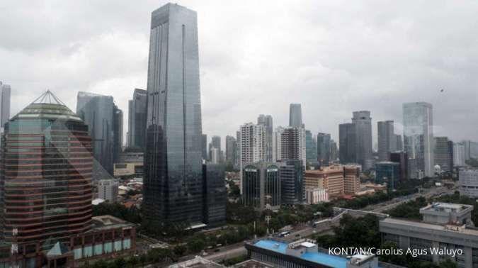 Kawasan Perkantoran Jakarta
