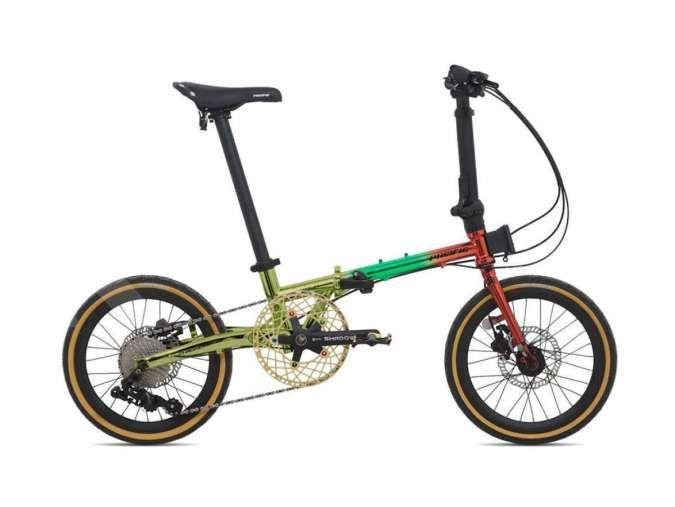 Warna menawan, harga sepeda lipat Pacific Analog 3.0 dibanderol tidak terlalu mahal