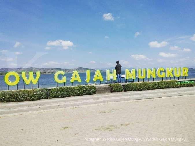 Waduk Gajah Mungkur, tempat wisata yang ikonik di Wonogiri