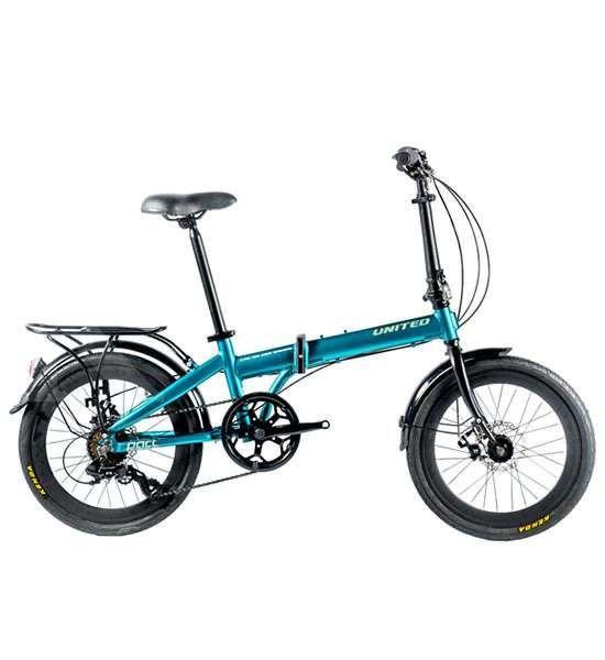 Baru lagi dari United Bike, harga sepeda lipat United Pact 2020 dibanderol murah