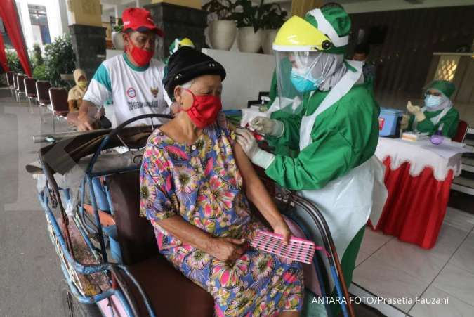 Kemenkes gandeng Bank Mantap untuk vaksinasi nasabah pensiunan
