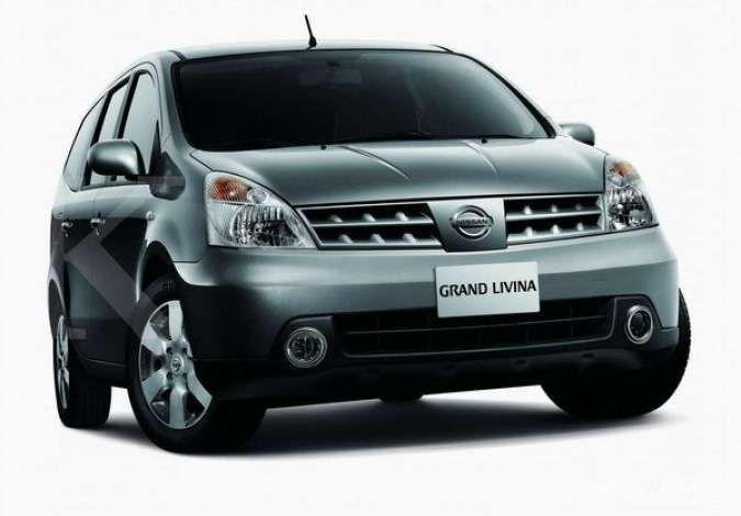Harga mobil bekas Nissan Grand Livina generasi ini sudah murah, kini mulai Rp 60 juta