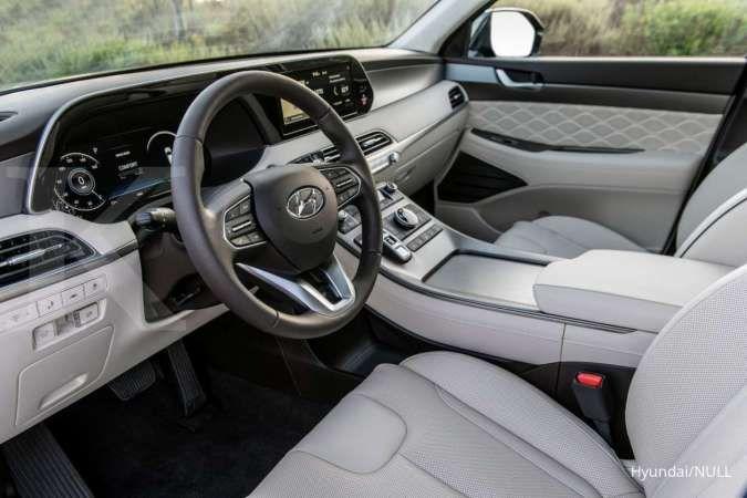 Hyundai tampilkan upgrade untuk Hyundai Palisade 2021