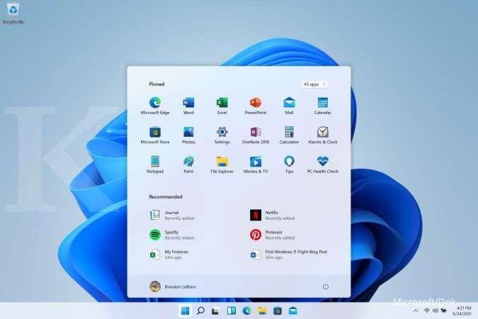 Jangan asal download! Diam-diam malware disebarkan lewat intaller Windows 11 palsu