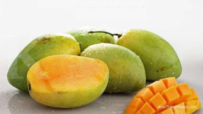 Mengandung vitamin dan serat, amankan mangga dikonsumsi penderita diabetes?