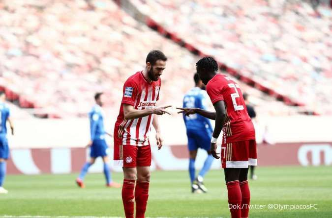Olympiakos vs Arsenal di Liga Europa: Momentum balas dendam The Gunners musim lalu