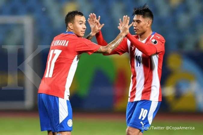 Jadwal Copa America 2021 Argentina vs Paraguay di Grup A